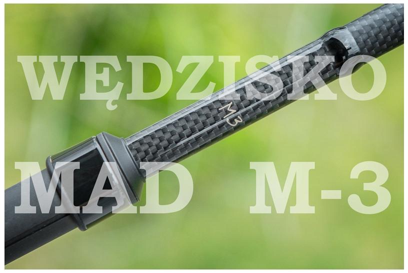 WĘDKA MAD M3 | MAD CARP POLSKA