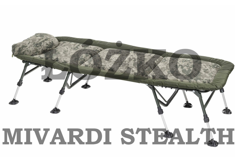 ŁÓŻKO | STEALTH FLAT8 | MIVARDI