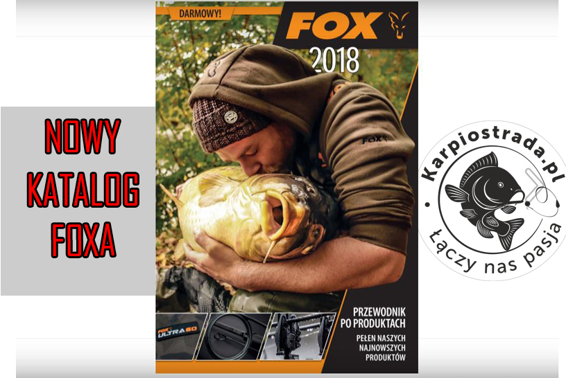 KATALOG FOX 2018