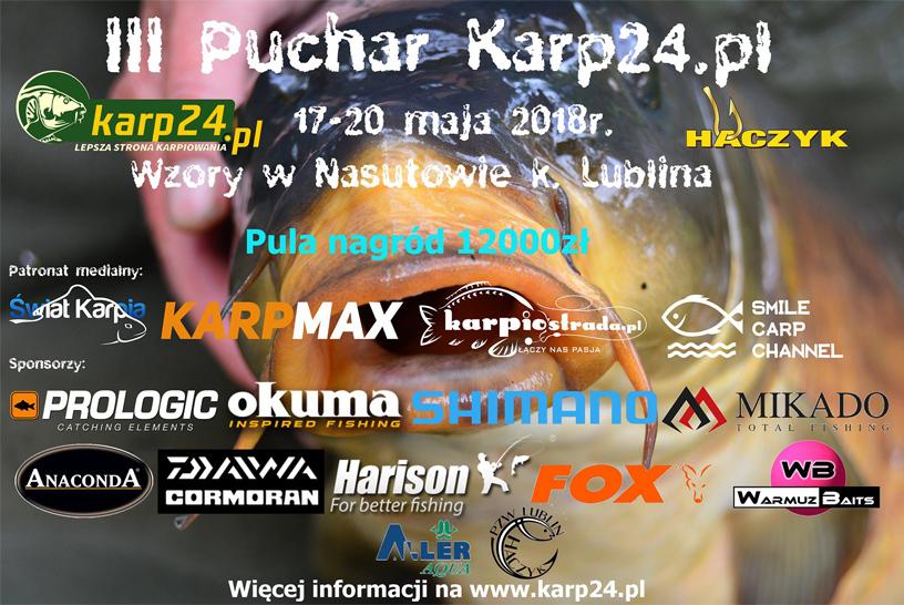 ZAWODY       PUCHAR KARP24.PL