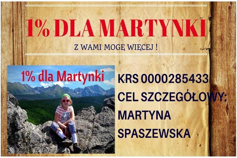 1 % dla martynki