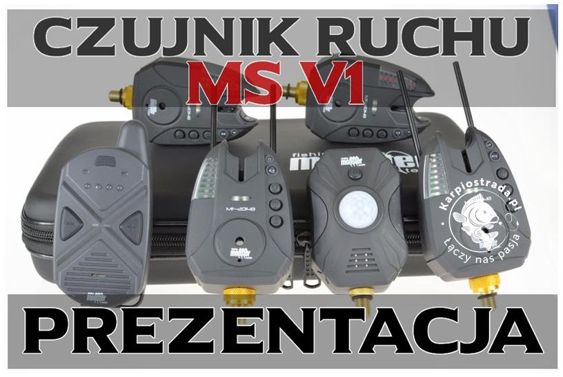 CZUJNIK RUCHU | MSv1 | MONSTER FISHING
