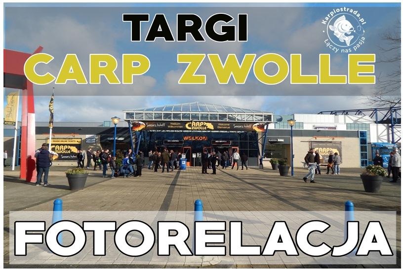 TARGI | CARP ZWOLLE 2018 | FOTORELACJA
