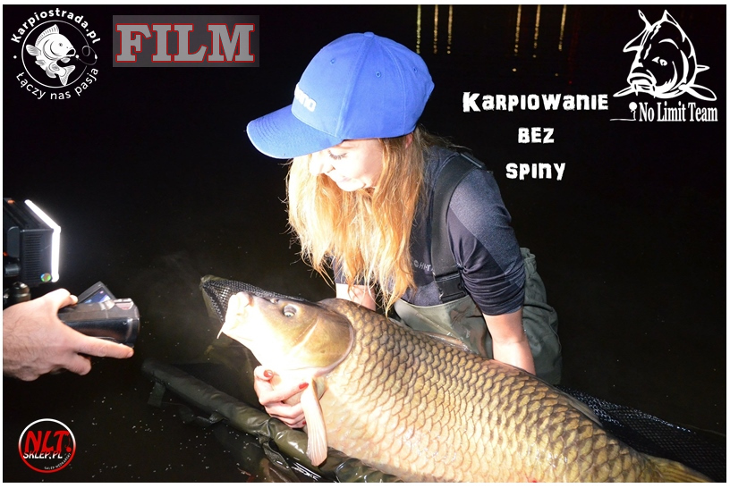 FILM | KARPIOWANIE BEZ SPINY | NO LIMIT TEAM
