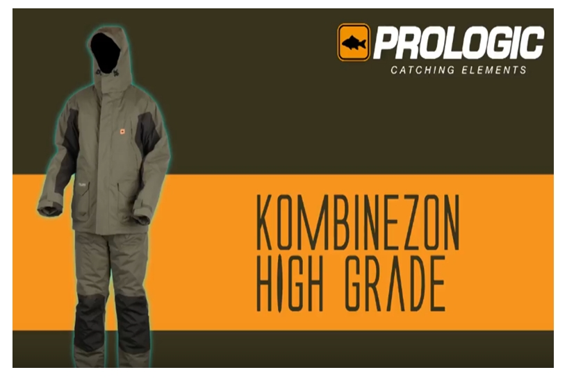 KOMBINEZON TERMICZNY | HIGH GRADE | PROLOGIC