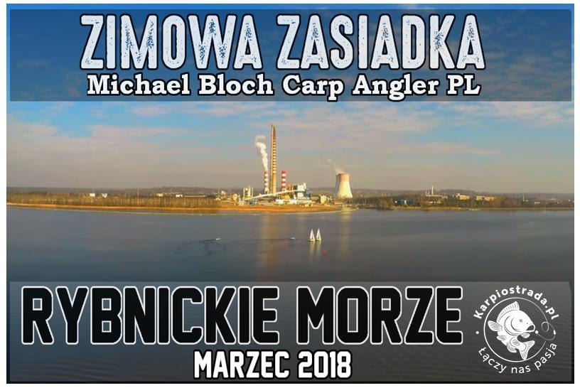ZIMOWA ZASIADKA | RYBNIK | MICHAEL BLOCH CARP ANGLER PL