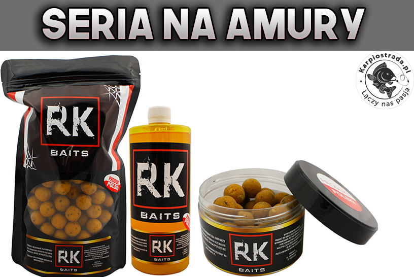 RK BAITS SERIA CANDY – STWORZONA POD AMURY