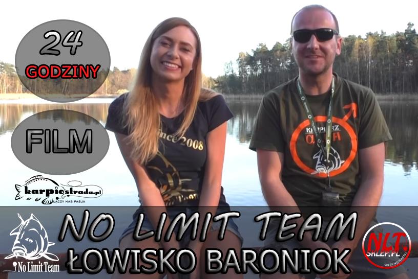 no limit team films, łowisko baraniok, szybka zasiadka,kulki nlt , kulki na zimną wodę