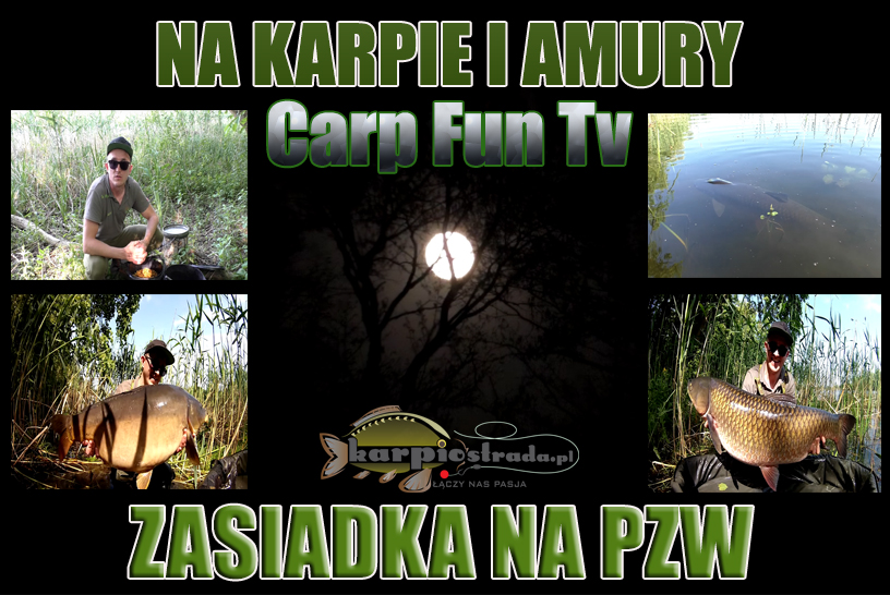 CARP FUN TV | ZASIADKA NA PZW