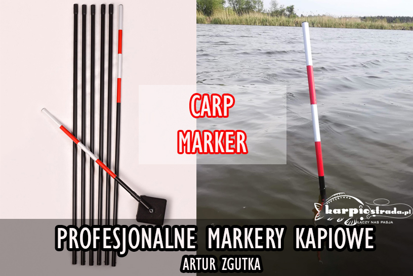 CARP MARKER – PROFESJONALNE MARKERY KARPIOWE