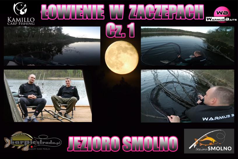 warmuz baits film,łowienie karpi w zaczepach,jezioro smolno film, warmuz baits opinie, jezioro smolno opinie