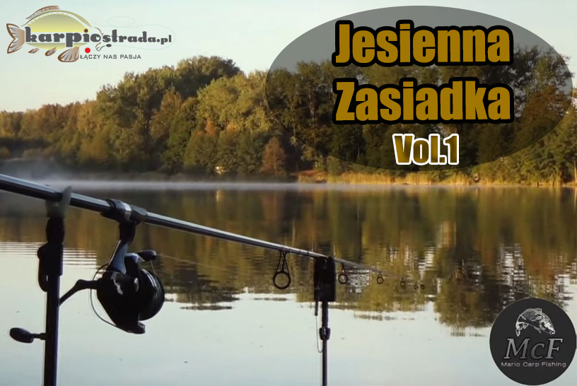 JESIENNA ZASIADKA | VOL.1 | MARIO CARP FISHING