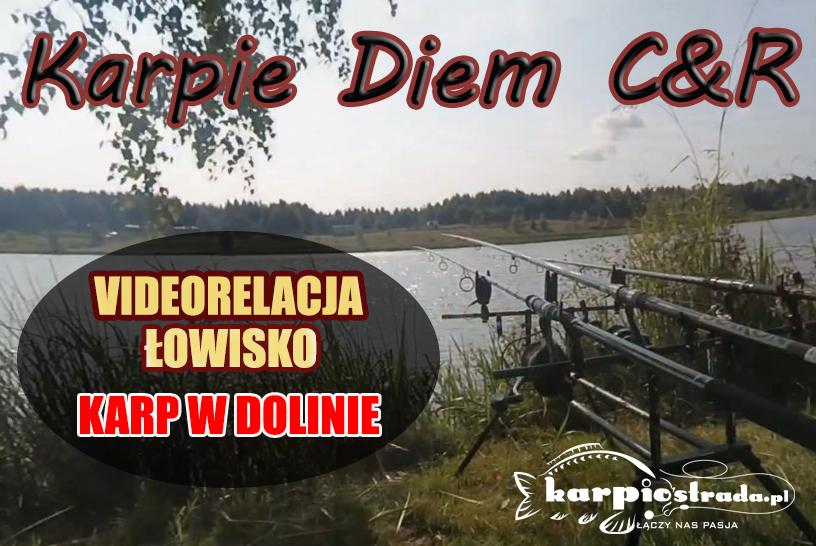 ŁOWISKO KARP W DOLINIE KARPIE DIEM | FILM