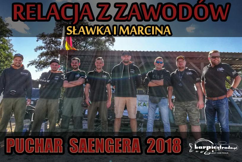 PUCHAR SAENGERA 2018 | RELACJA ANACONDA TEAM