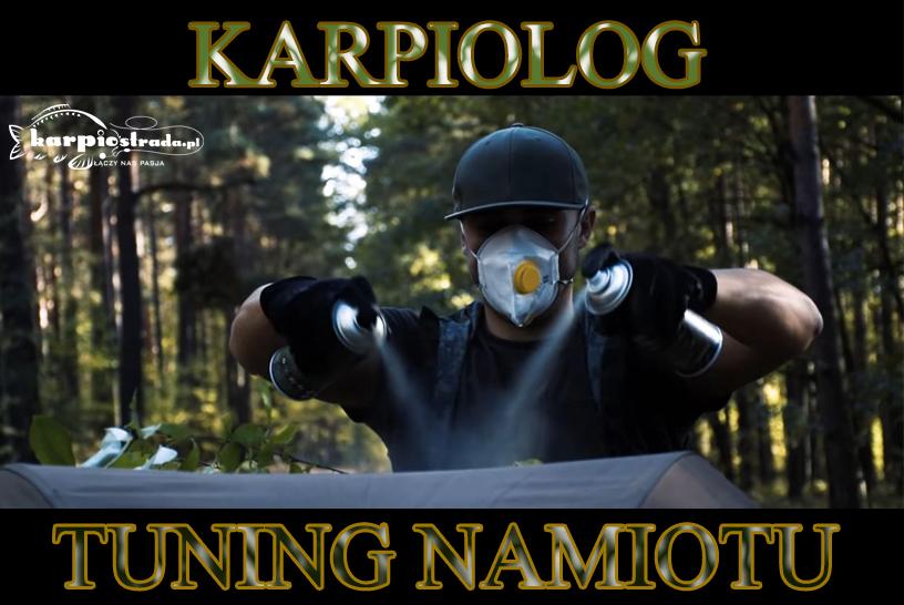 TUNING NAMIOTU KARPIOWEGO | KARPIOLOG