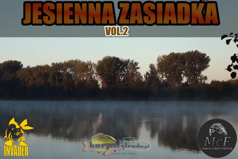 JESIENNA ZASIADKA VOL 2 | MARIO CARP FISHING