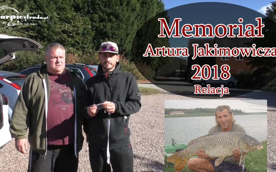 MEMORIAŁ ARTURA JAKIMOWICZA 2018 | RELACJA