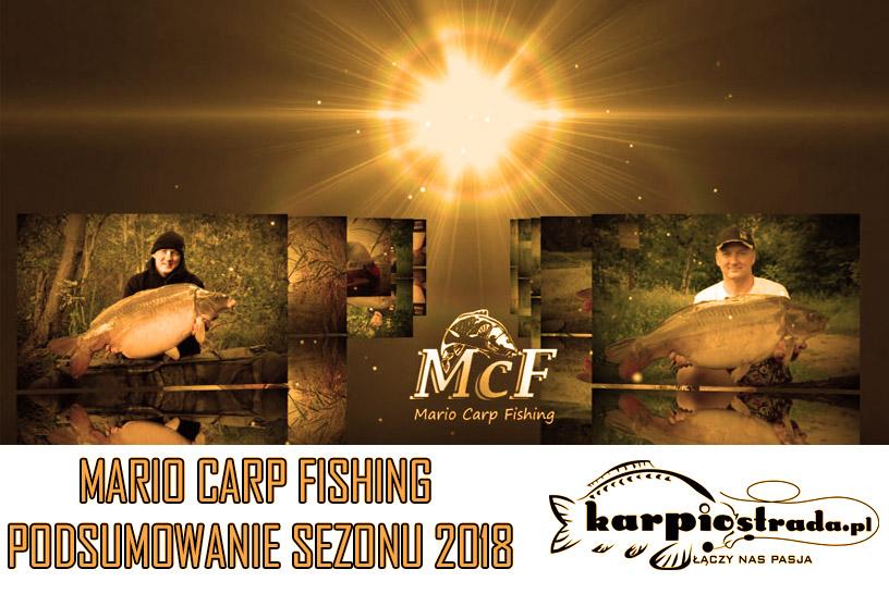 MARIO CARP FISHING PODSUMOWANIE SEZONU 2018