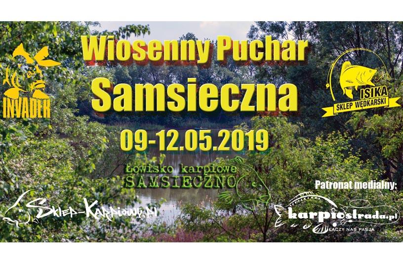 WIOSENNY PUCHAR SAMSIECZNA 2019