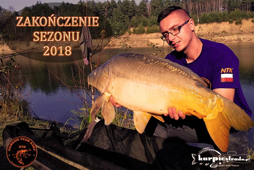 ZAKOŃCZENIE SEZONU 2018 NEMESIS TEAM KARP