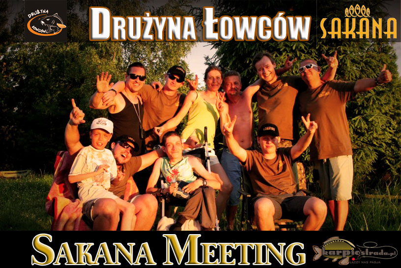 SAKANA MEETING | DRUŻYNA ŁOWCÓW