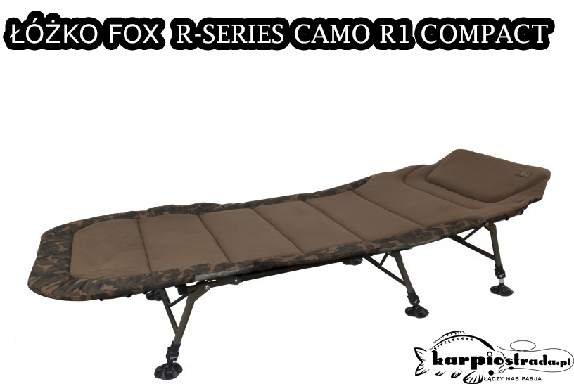 ŁÓŻKO FOX R-SERIES CAMO R1 COMPACT