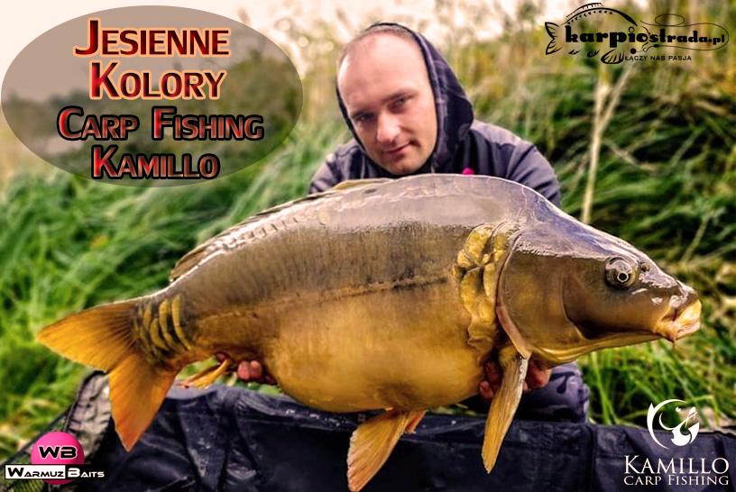JESIENNE KOLORY | CARP FISHING KAMILLO