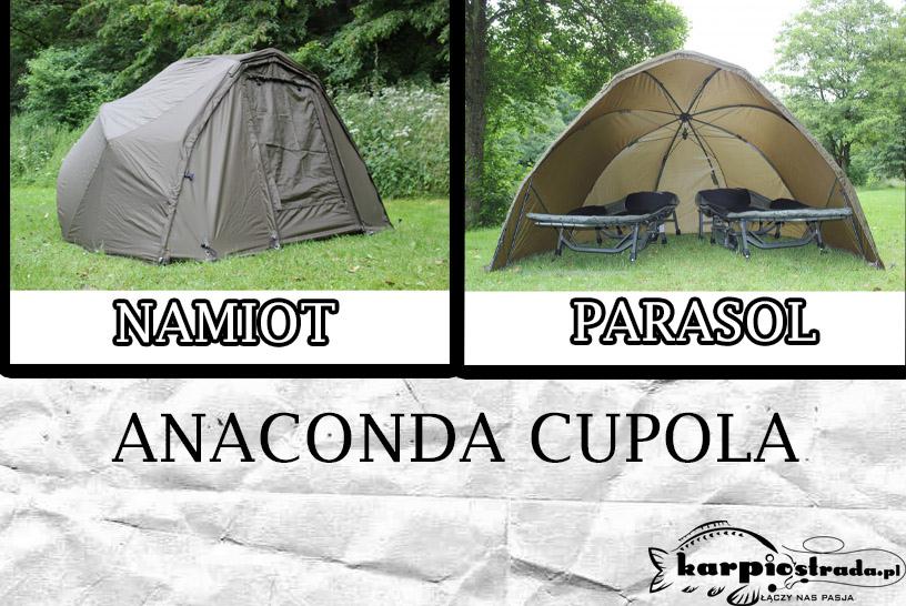NAMIOT PARASOL ANACONDA CUPOLA