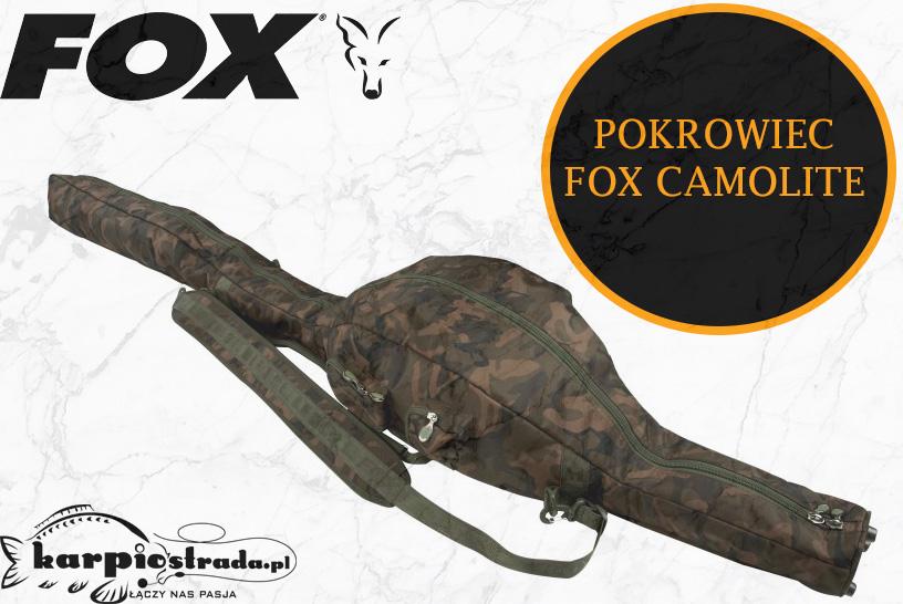 Pokrowiec Fox Camolite Tri Sleeve