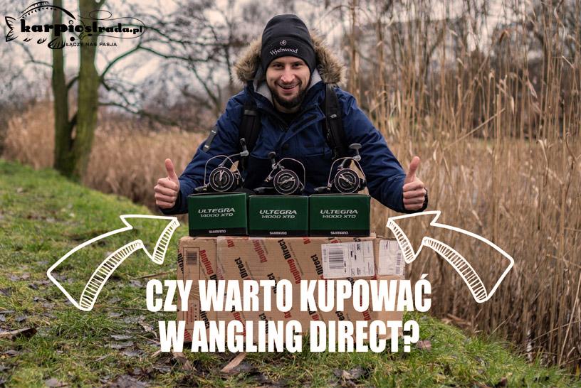 CZY WARTO KUPOWAĆ W ANGLING DIRECT KARPIOWY JANUSZ