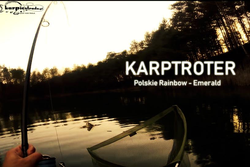 ŁOWISKO EMERALD KARPTROTER