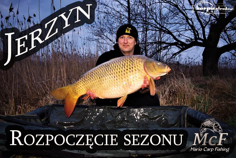 ŁOWISKO JERZYN ROZPOCZĘCIE SEZONU | MCF
