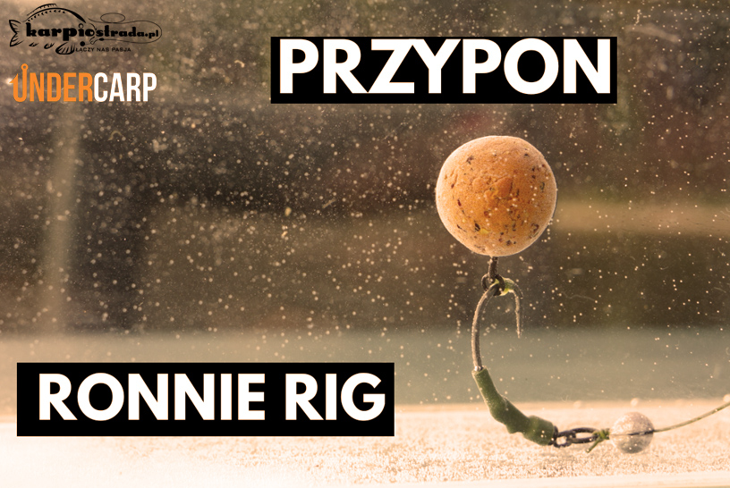 PRZYPON RONNIE RIG | UNDERCARP