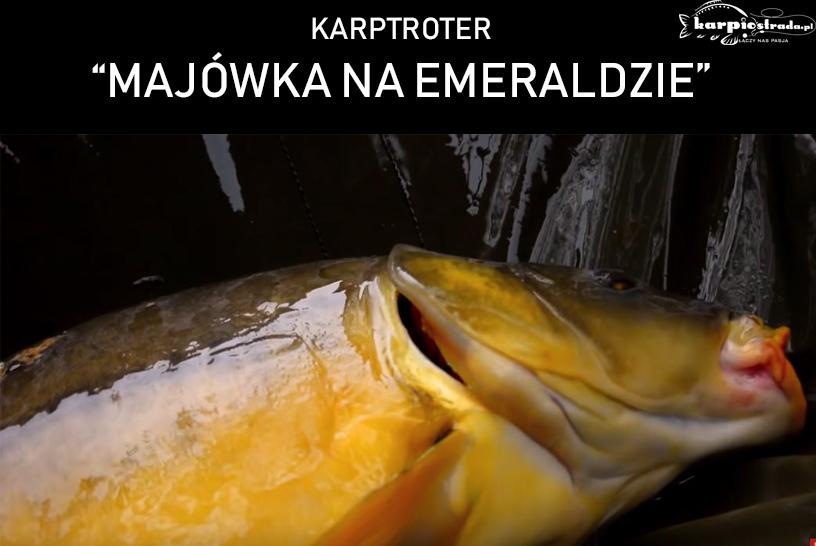ŁOWISKO EMERALD MAJÓWKA Z ADASIEM | KARPTROTER