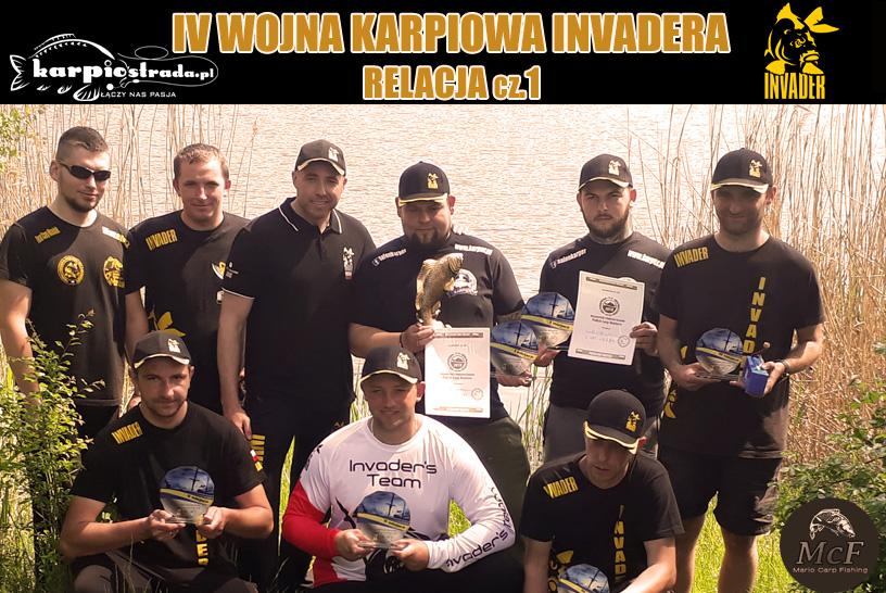 IV WOJNA KARPIOWA INVADERA | CZ.1