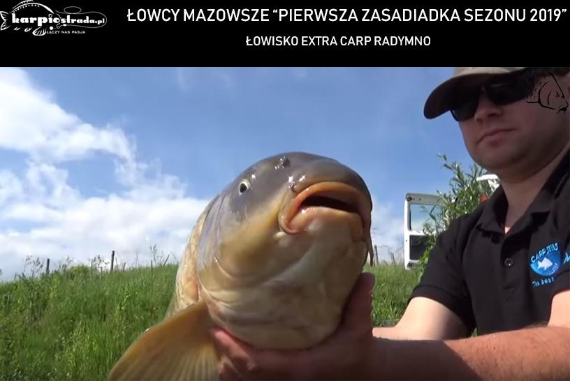 ŁOWISKO EXTRA CARP RADYMNO ŁOWCY MAZOWSZE