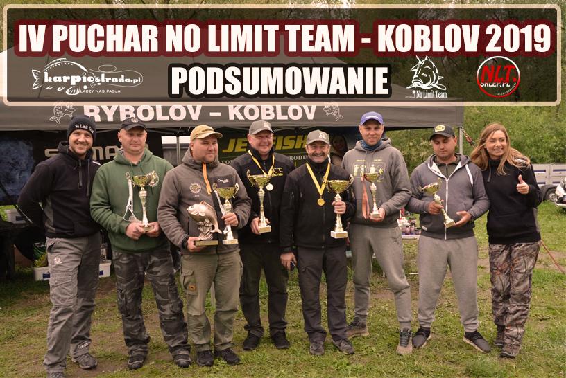 IV PUCHAR NO LIMIT TEAM | KOBLOV 2019 | PODSUMOWANIE