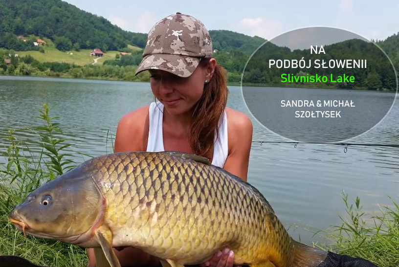 Slivnisko Lake na podbój słowenii