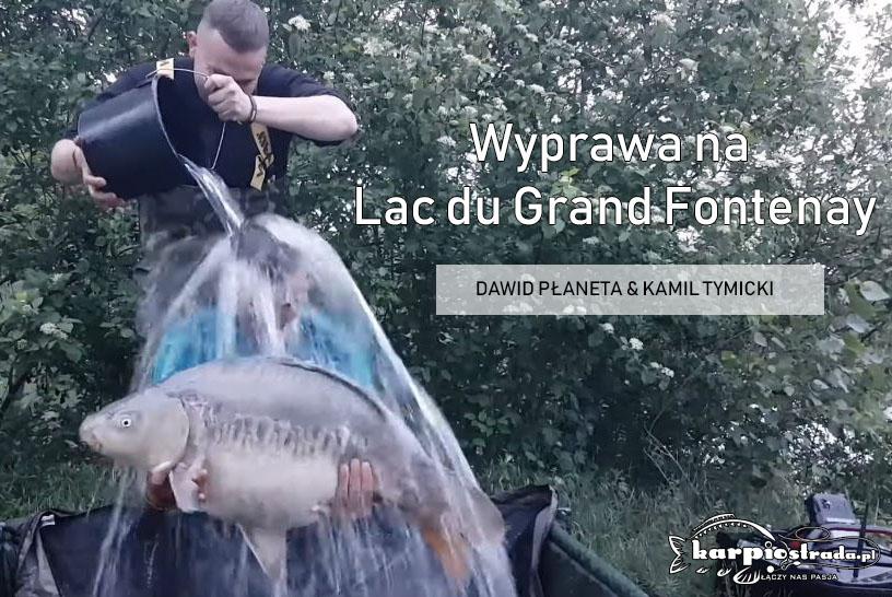 WYPRAWA NA Lac du Grand Fontenay | WedkarsKO Team