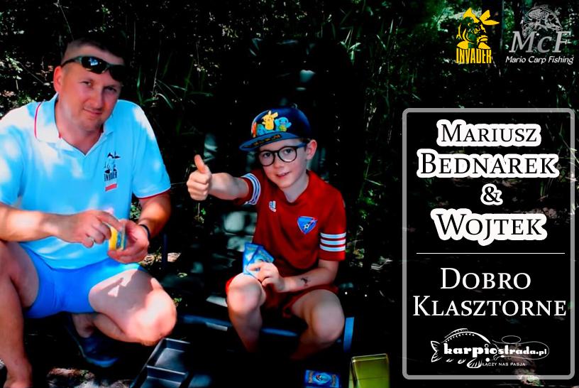 ZASIADKA Z WOJTKIEM | MARIO CARP FISHING