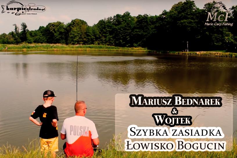SZYBKA ZASIADKA | MARIO CARP FISHING