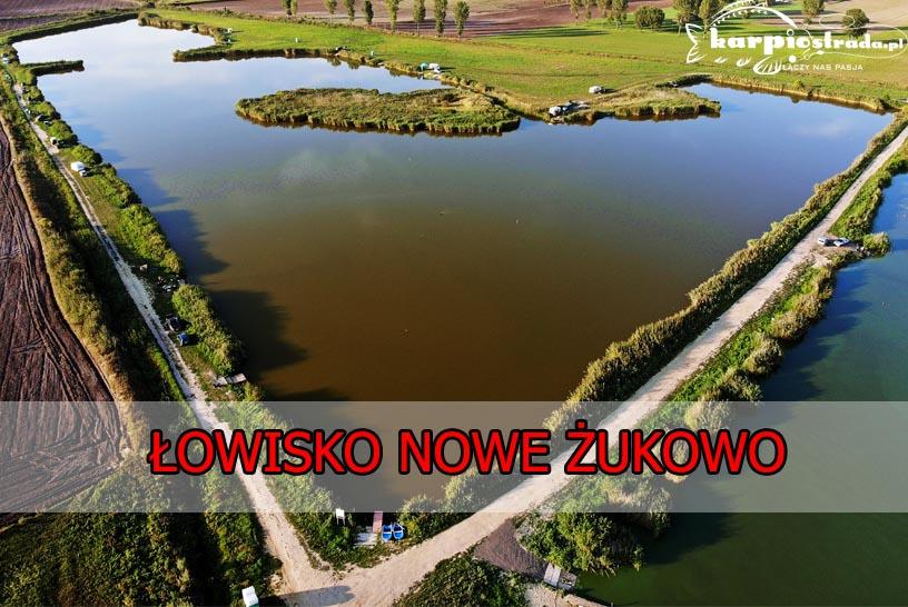 ŁOWISKO NOWE ŻUKOWO PATRONAT PORTALU KARPIOSTRADA.PL