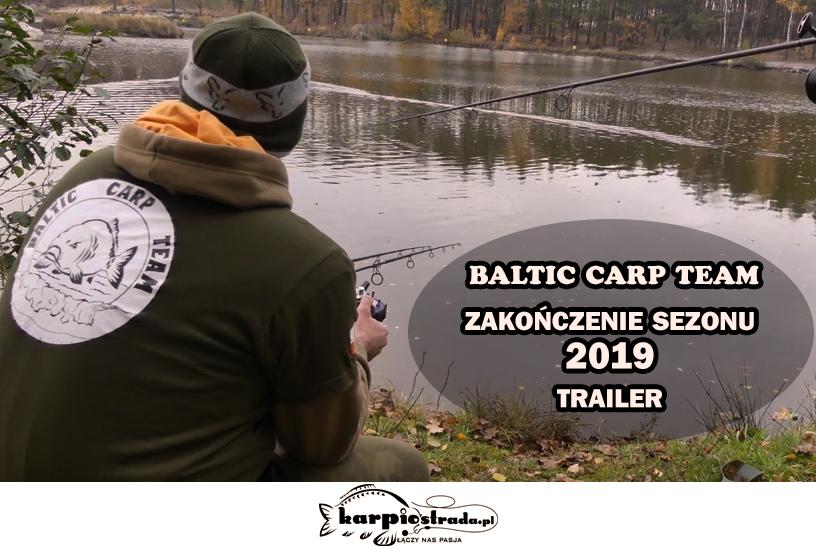 TRAILER | ZAKOŃCZENIE SEZONU 2019 | BALTC CARP TEAM