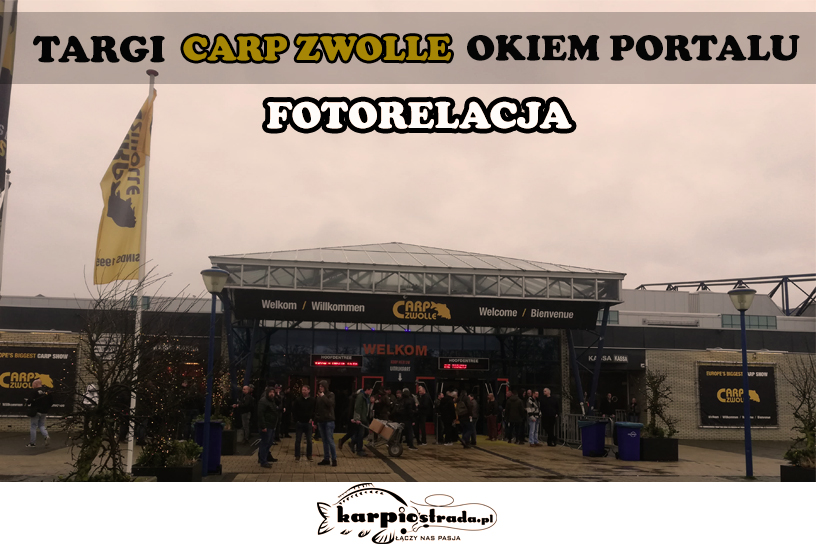 TARGI CARP ZWOLLE | FOTORELACJA