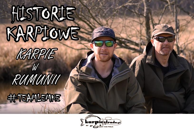 #8 HISTORIE KARPIOWE | KARPIE W RUMUNII