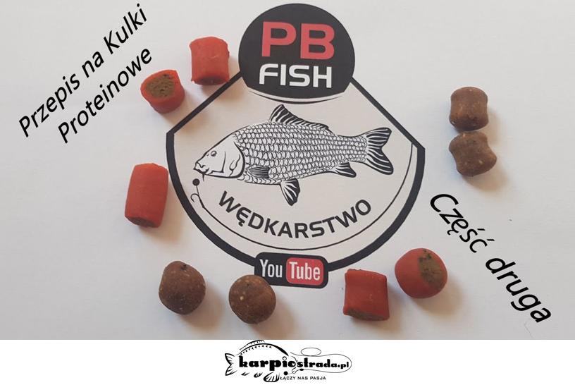 Przepis na Kulki Proteinowe cześć 2 | PB FISH