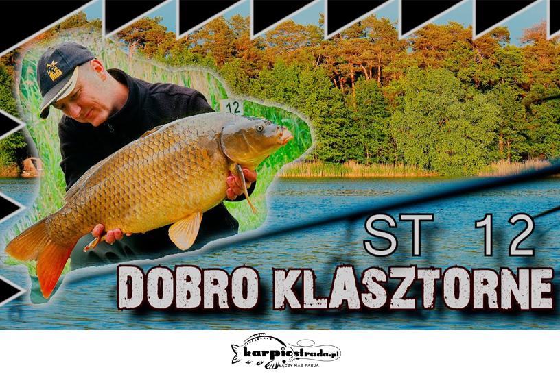 DOBRO KLASZTORNE   MARIO CARP FISHING
