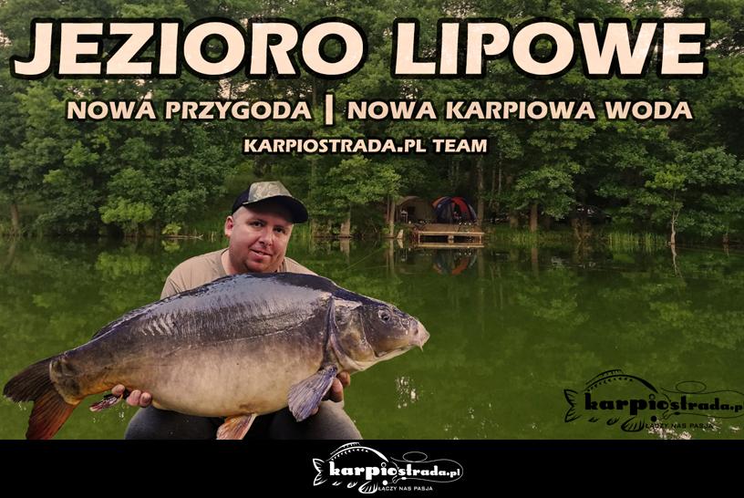 Zasiadka na jeziorze Lipowym