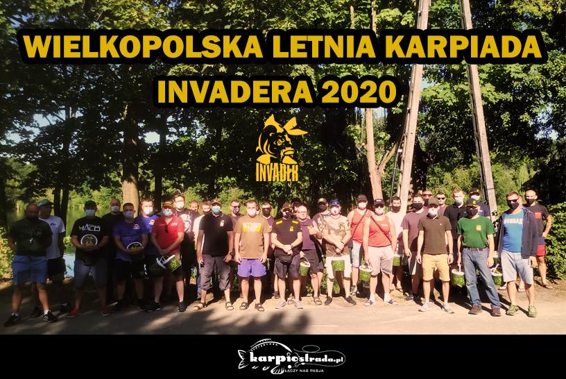 WIELKOPOLSKA LETNIA KARPIADA | INVADER 2020