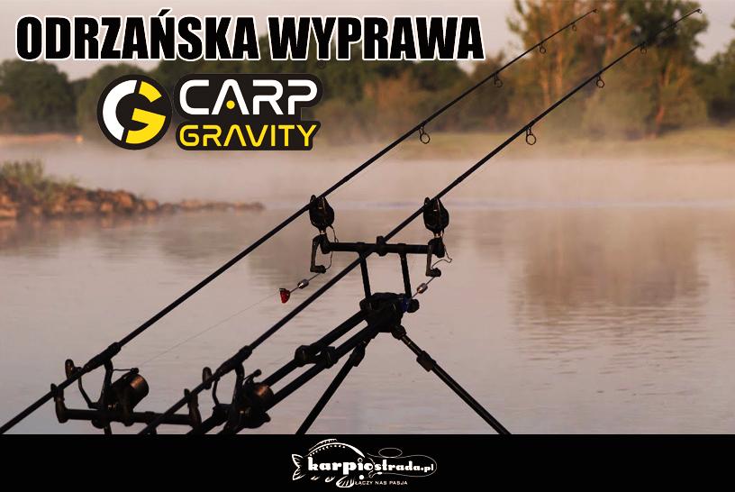 Odrzańska wyprawa z Carp Gravity